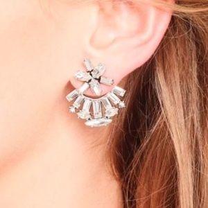 Stella & Dot two in one earring